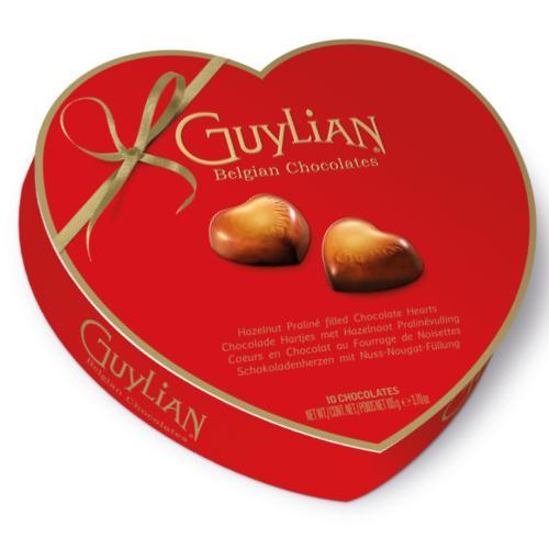 Coração Chocolate Guylian 105gr