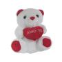 Urso Peluche Amo-te pequeno