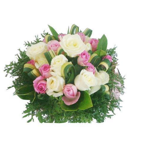 Bouquet Juvenil Rosa Premium