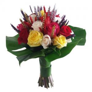 Bouquet Amor e Alegria