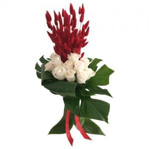 Bouquet Arrasa Corações Branco