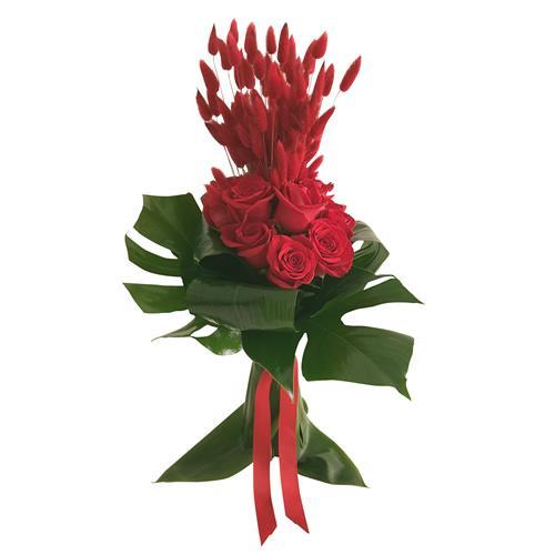 Bouquet Arrasa Corações Encarnado
