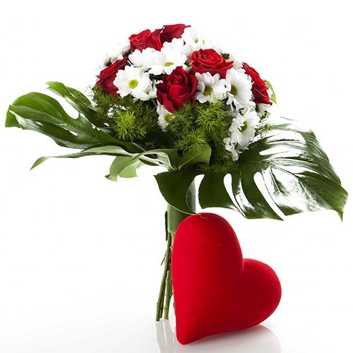 Pack Margaridas e Rosas Apaixonadas