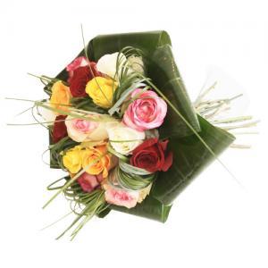Bouquet de Rosas Multicolor II