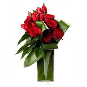 Jarra de Rosas Romance